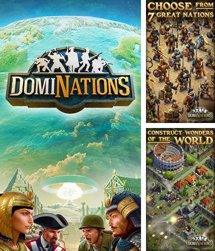 In addition to the game JUMP?JUMP?3D for iPhone, iPad or iPod, you can also download DomiNations for free.