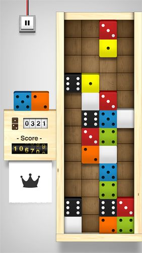 Download Domino drop iPhone free game.