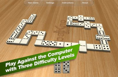 iPhone、iPad 或 iPod 版Solitaire City游戏截图。