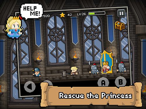 Baixe Don't die in dungeons gratuitamente para iPhone, iPad e iPod.