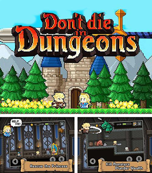 In addition to the game Stubies for iPhone, iPad or iPod, you can also download Don't die in dungeons for free.