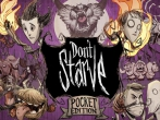 Скачать Don't starve: Pocket edition для iPhone. Бесплатная игра Не умри от голода: Карманная версия на Айфон.
