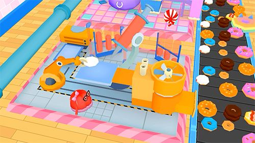 Download Donuts inc. iPhone free game.
