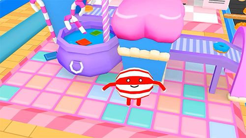 Screenshots of the Donuts inc. game for iPhone, iPad or iPod.