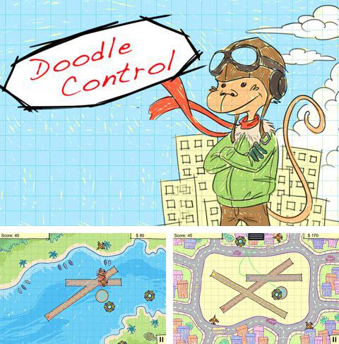 In addition to the game Arrow of Time for iPhone, iPad or iPod, you can also download Doodle control for free.