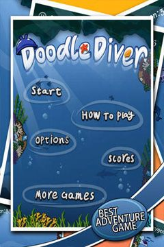 Doodle Diver Deluxe