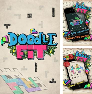 In addition to the game Space Hunter Sandra for iPhone, iPad or iPod, you can also download Doodle Fit for free.