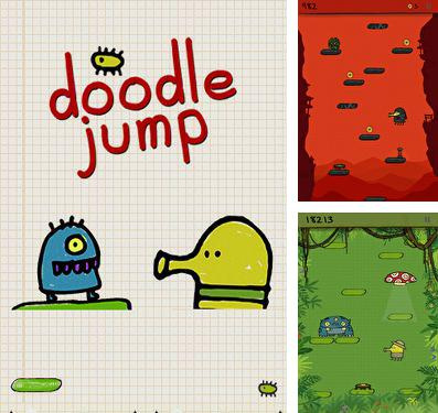In addition to the game Jelly mania for iPhone, iPad or iPod, you can also download Doodle Jump for free.