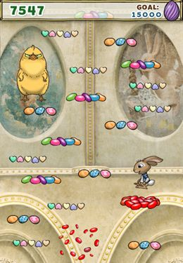 Capturas de pantalla del juego Doodle Jump: HOP The Movie para iPhone, iPad o iPod.