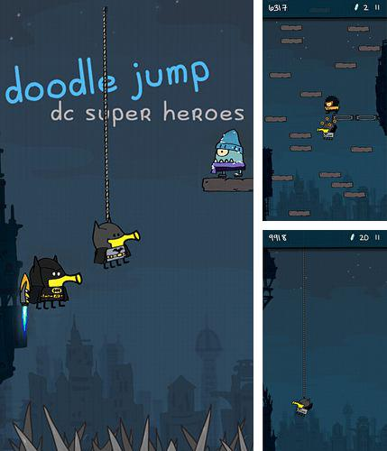In addition to the game Burning anger for iPhone, iPad or iPod, you can also download Doodle jump: Super heroes for free.
