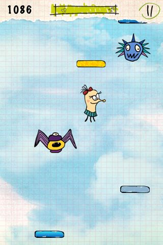 Download Doodle smash iPhone free game.