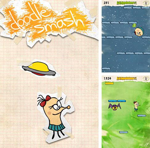 In addition to the game Doodle smash for iPhone Xr, you can download Doodle smash for iPhone, iPad, iPod for free.