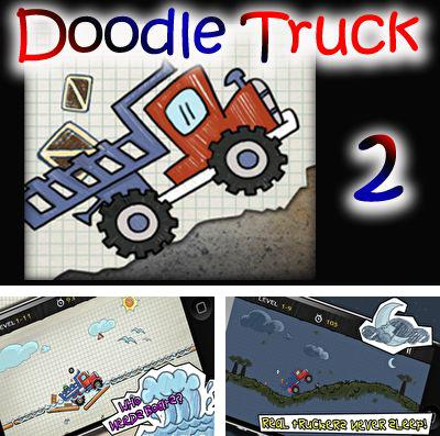 In addition to the game Kingdom: New lands for iPhone, iPad or iPod, you can also download Doodle Truck 2 for free.