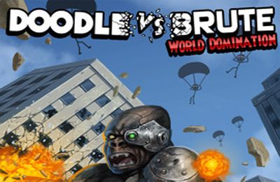 Doodle vs Brute: World Domination