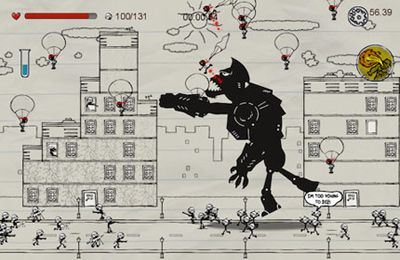 Baixe Doodle vs Brute: World Domination gratuitamente para iPhone, iPad e iPod.
