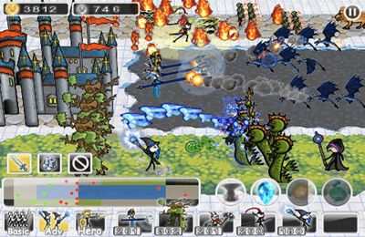 Kostenloser Download von Doodle Wars 3: The Last Battle für iPhone, iPad und iPod.