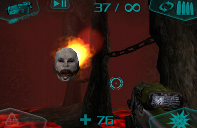 Игра DOOM Resurrection для iPhone