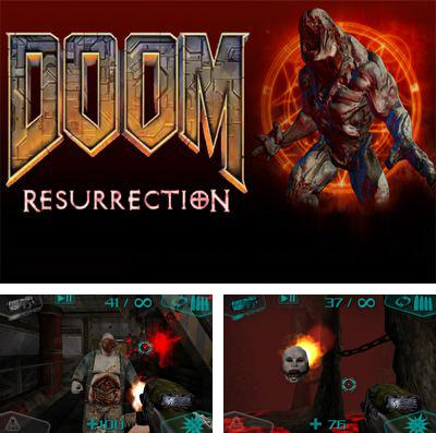 In addition to the game Rock The Vegas for iPhone for iPhone, iPad or iPod, you can also download DOOM Resurrection for free.