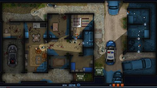 Descarga gratuita de Door kickers para iPhone, iPad y iPod.