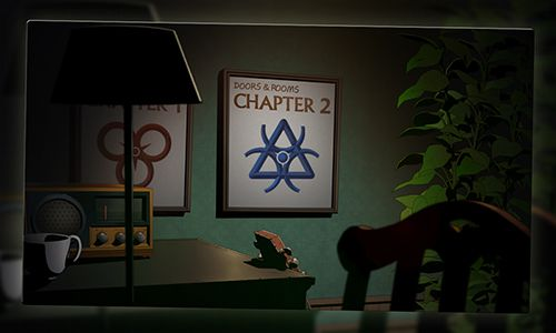 Screenshots of the Doors and rooms 3 game for iPhone, iPad or iPod.