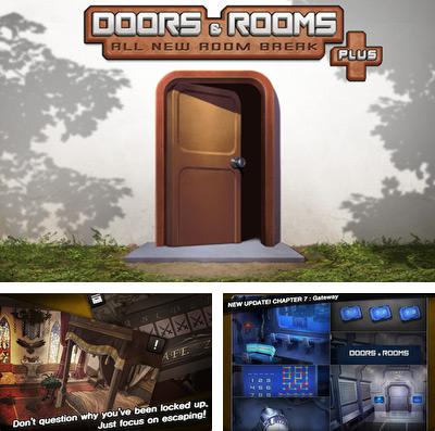 In addition to the game Prison Break for iPhone, iPad or iPod, you can also download Doors & Rooms PLUS for free.
