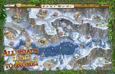 Download Roads of Rome 2 iPhone free game.
