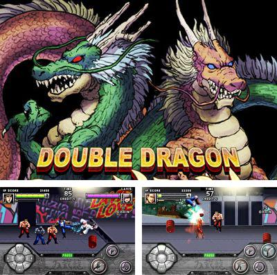 In addition to the game School of Chaos: Online MMORPG for iPhone, iPad or iPod, you can also download Double Dragon for free.