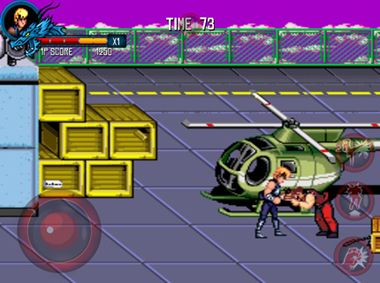 Descarga gratuita de Double Dragon Trilogy para iPhone, iPad y iPod.