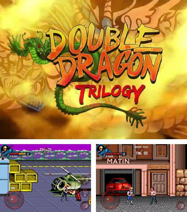 In addition to the game Daredevil Dave 2: Motorcycle mayhem for iPhone, iPad or iPod, you can also download Double Dragon Trilogy for free.