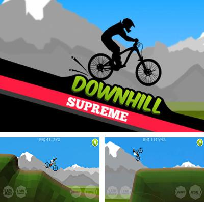In addition to the game Ghostsweeper: Haunted Halloween for iPhone, iPad or iPod, you can also download Downhill Supreme for free.