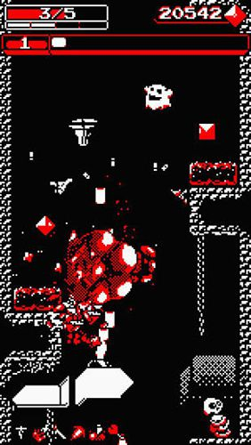 Download Downwell iPhone free game.