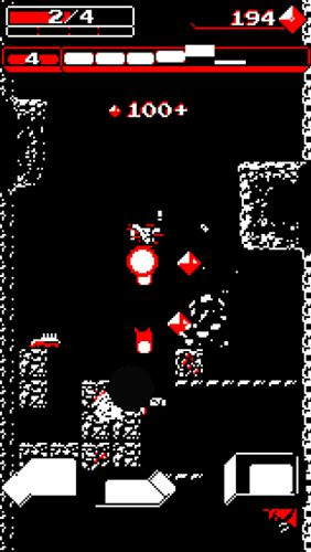 Free Downwell download for iPhone, iPad and iPod.