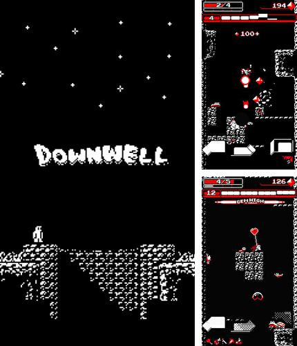 In addition to the game Dead Crossing for iPhone, iPad or iPod, you can also download Downwell for free.