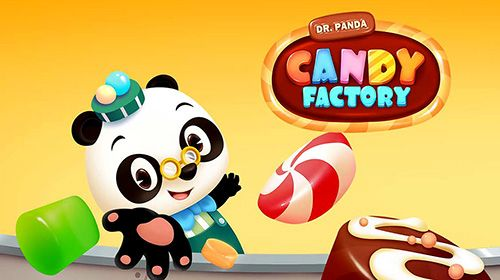 Dr. Panda: Candy factory