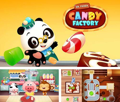 In addition to the game Heroes Blade for iPhone, iPad or iPod, you can also download Dr. Panda: Candy factory for free.