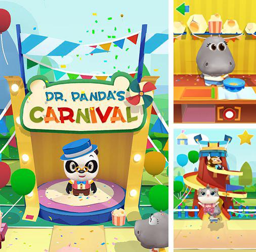 Download Dr. Panda's: Carnival iPhone free game.