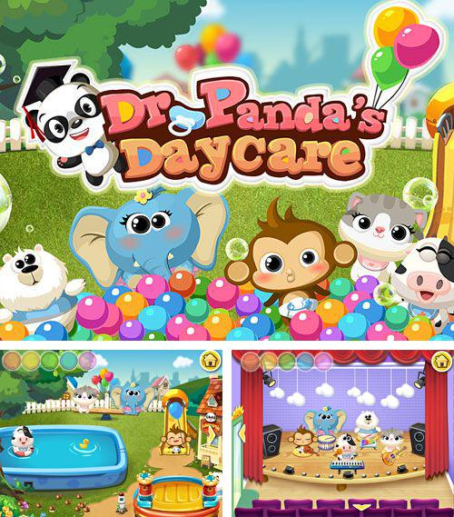 Download Dr. Panda's daycare iPhone free game.