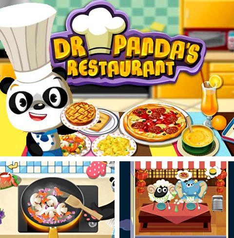 In addition to the game World of drones: War on terror for iPhone, iPad or iPod, you can also download Dr. Panda's restaurant for free.