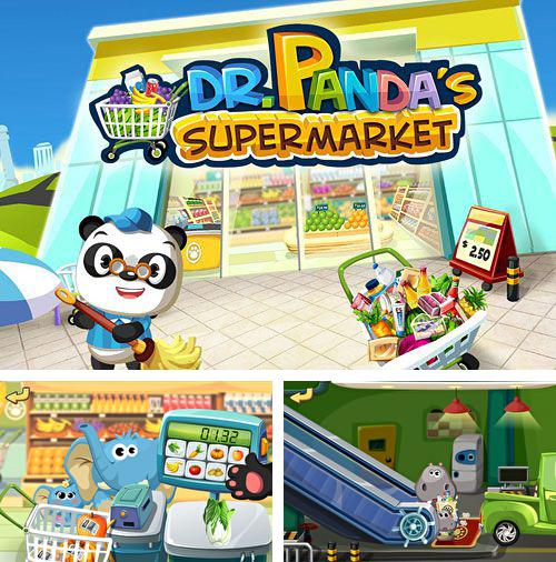 In addition to the game Ghostbusters: Slime city for iPhone, iPad or iPod, you can also download Dr. Panda's supermarket for free.