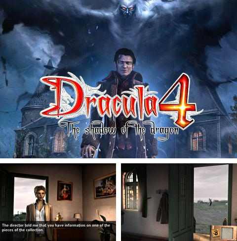 Alem do jogo Teia de Arco-íris 3 para iPhone, iPad ou iPod, voce tambem pode baixar Drácula 4: A sombra do dragão, Dracula 4: The shadow of the dragon gratuitamente.