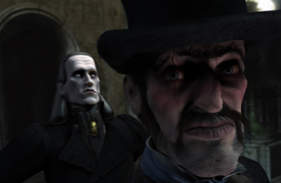 Free Dracula The Last Sanctuary HD download for iPhone, iPad and iPod.