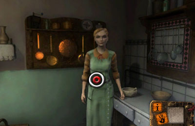 Capturas de pantalla del juego Dracula: The Path Of The Dragon – Part 1 para iPhone, iPad o iPod.