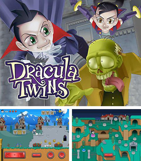 In addition to the game Angry birds Stella: Pop for iPhone, iPad or iPod, you can also download Dracula twins for free.