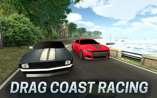 Drag coast racing