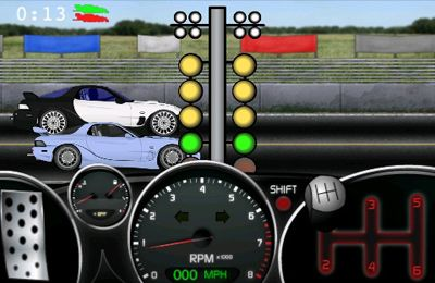 Descarga gratuita de Drag Racer Pro Tuner para iPhone, iPad y iPod.