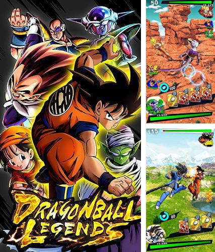 In addition to the game Burning anger for iPhone, iPad or iPod, you can also download Dragon ball: Legends for free.