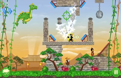 Free Dragon Blast download for iPhone, iPad and iPod.
