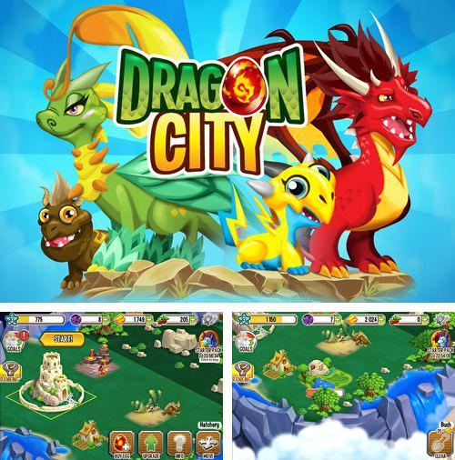 In addition to the game A Knights Dawn for iPhone, iPad or iPod, you can also download Dragon city for free.