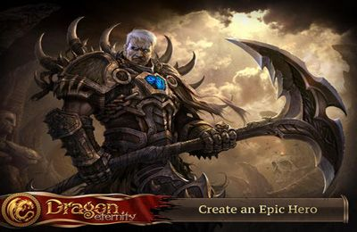 Descarga gratuita del juego La eternidad de dragones para iPhone.