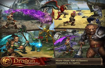 Free Dragon Eternity download for iPhone, iPad and iPod.